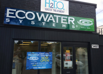 H2TO Water Treatment 3407 Lakeshore Blvd W, Etobicoke